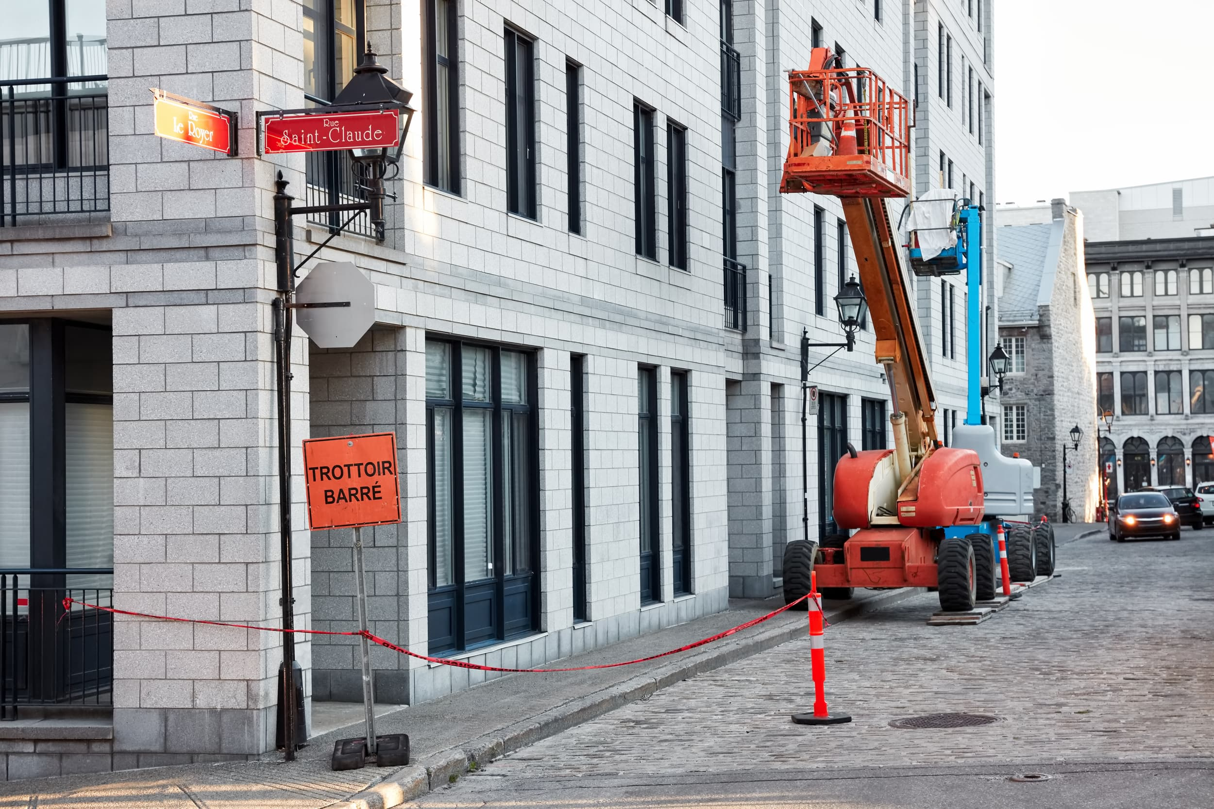Compliance Training Online Canada Aerial Lift Safety course