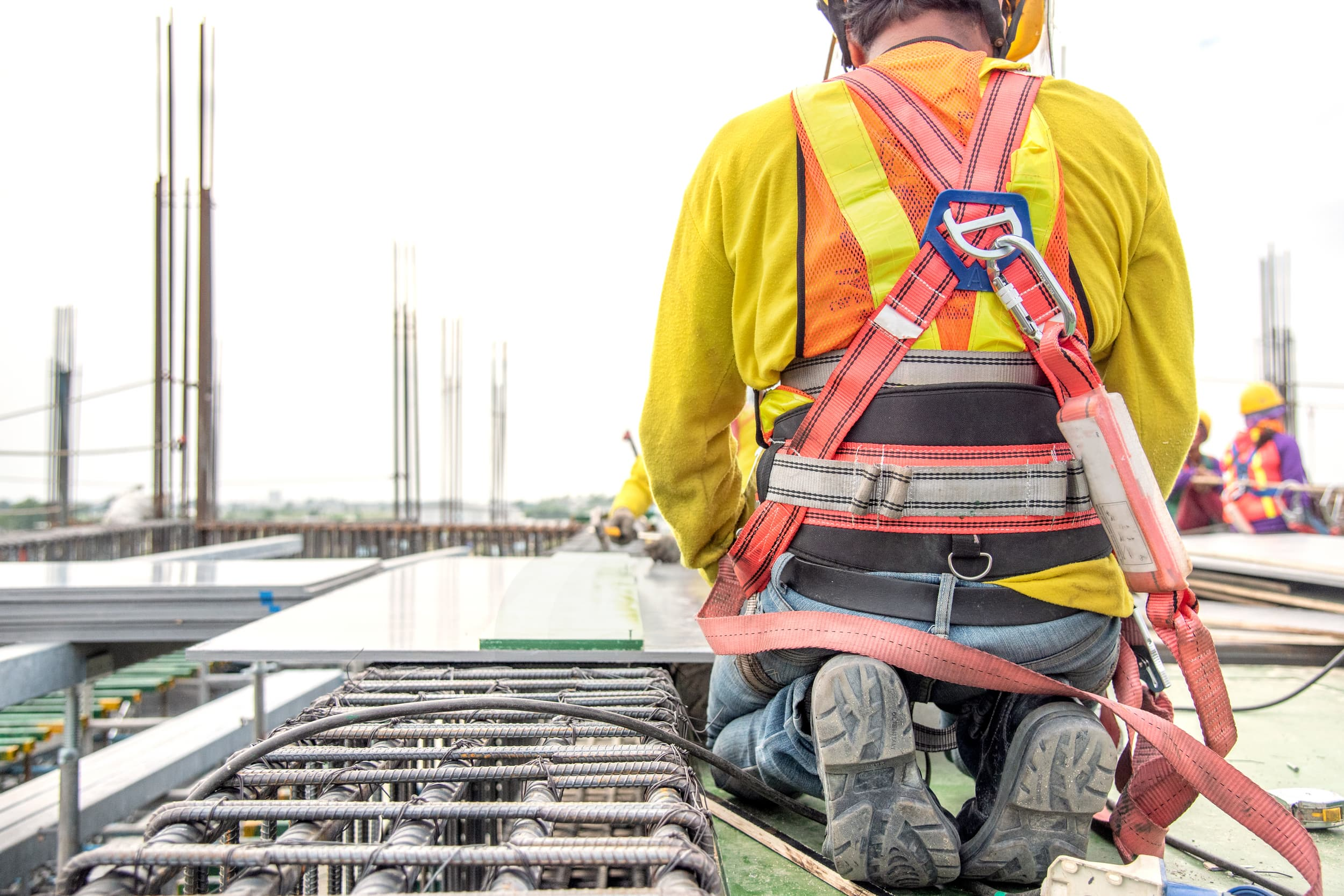 Compliance Training Online Cal/OSHA Constructions Fall Protection course