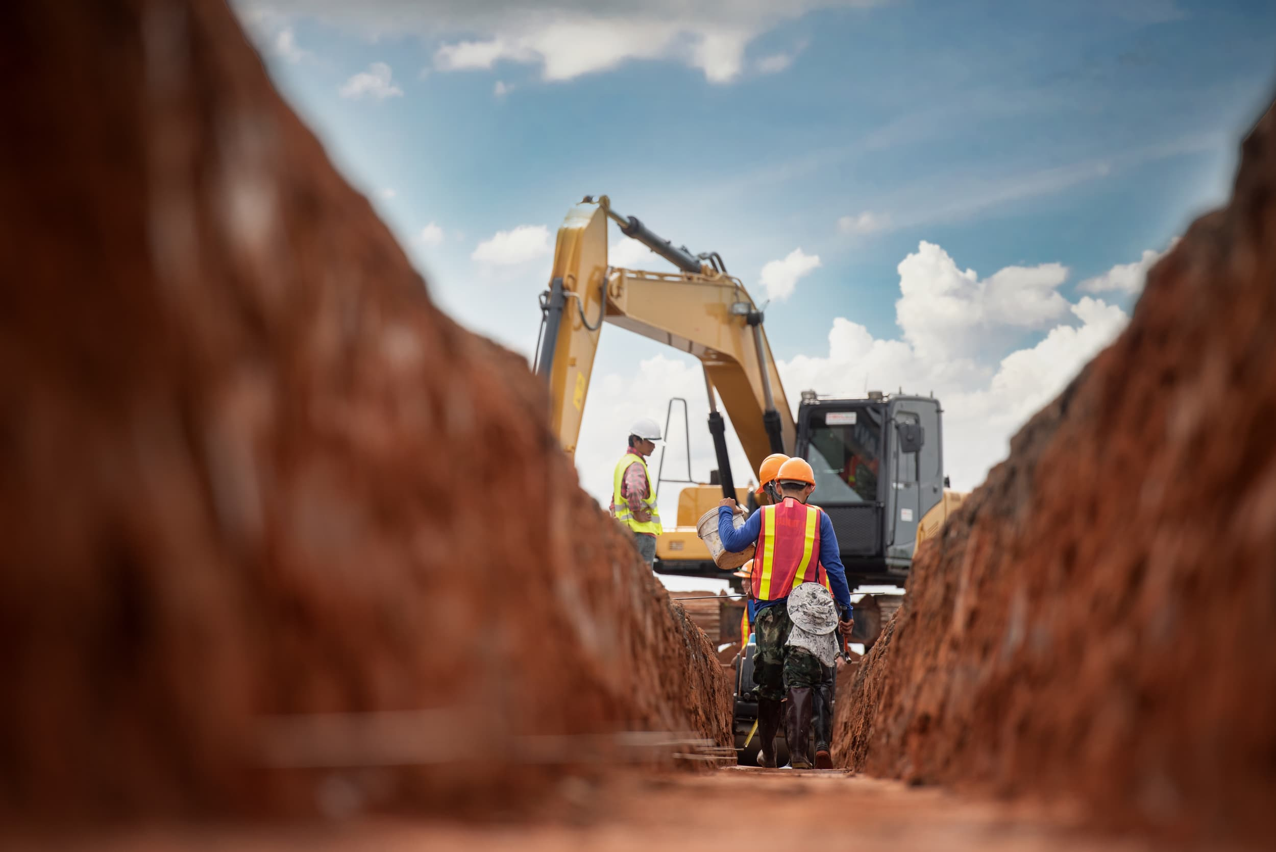 Compliance Training Online Cal/OSHA Trenching & Excavation Safety course