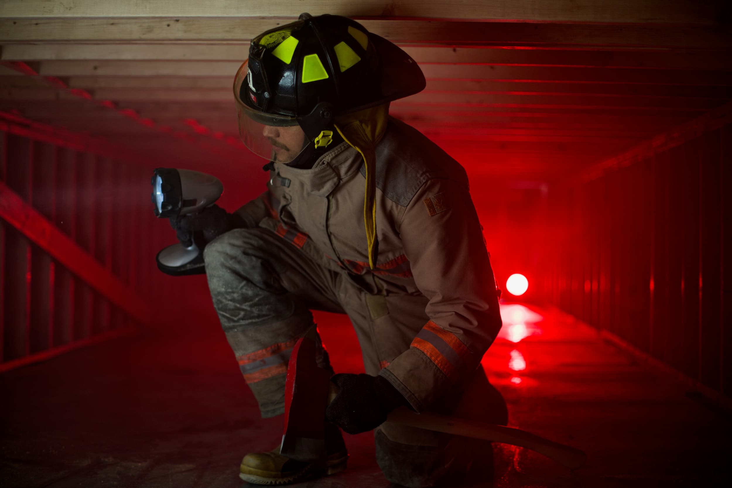 Compliance Training Online Firefighter Confined Space Entry & Rescue