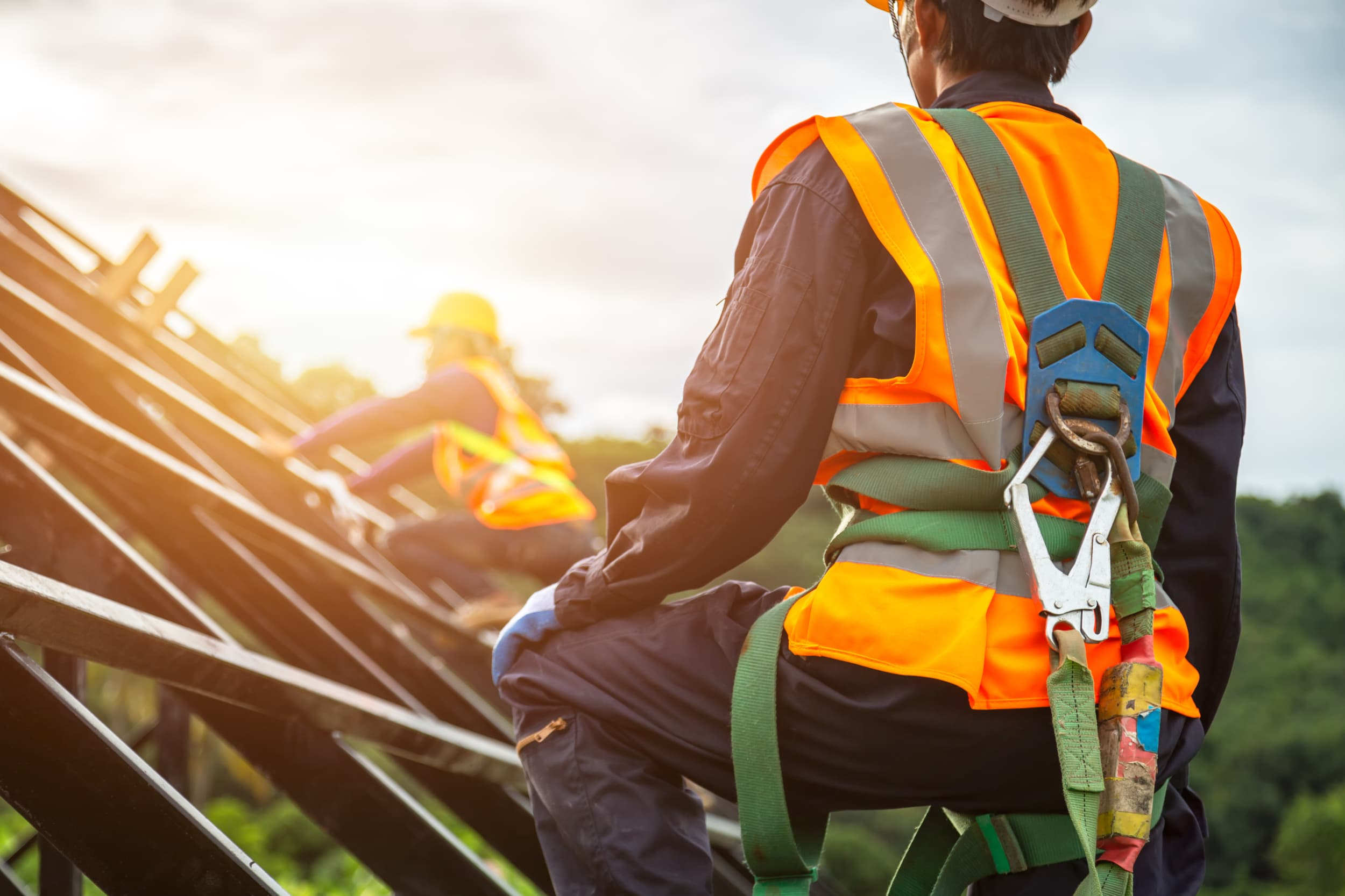 Compliance Training Online Construction Fall Protection course