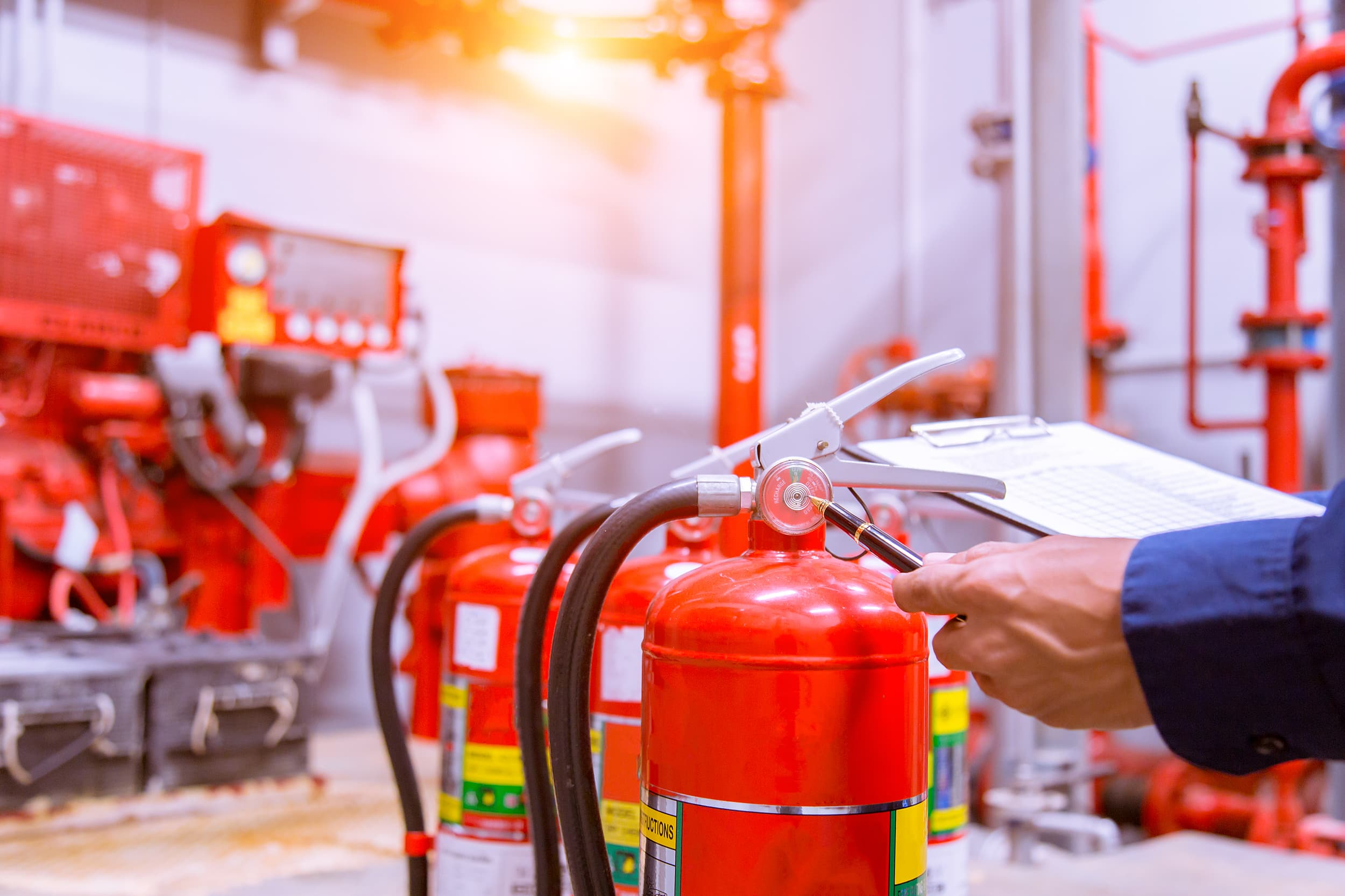 Compliance Training Online Construction Fire Protection & Prevention course