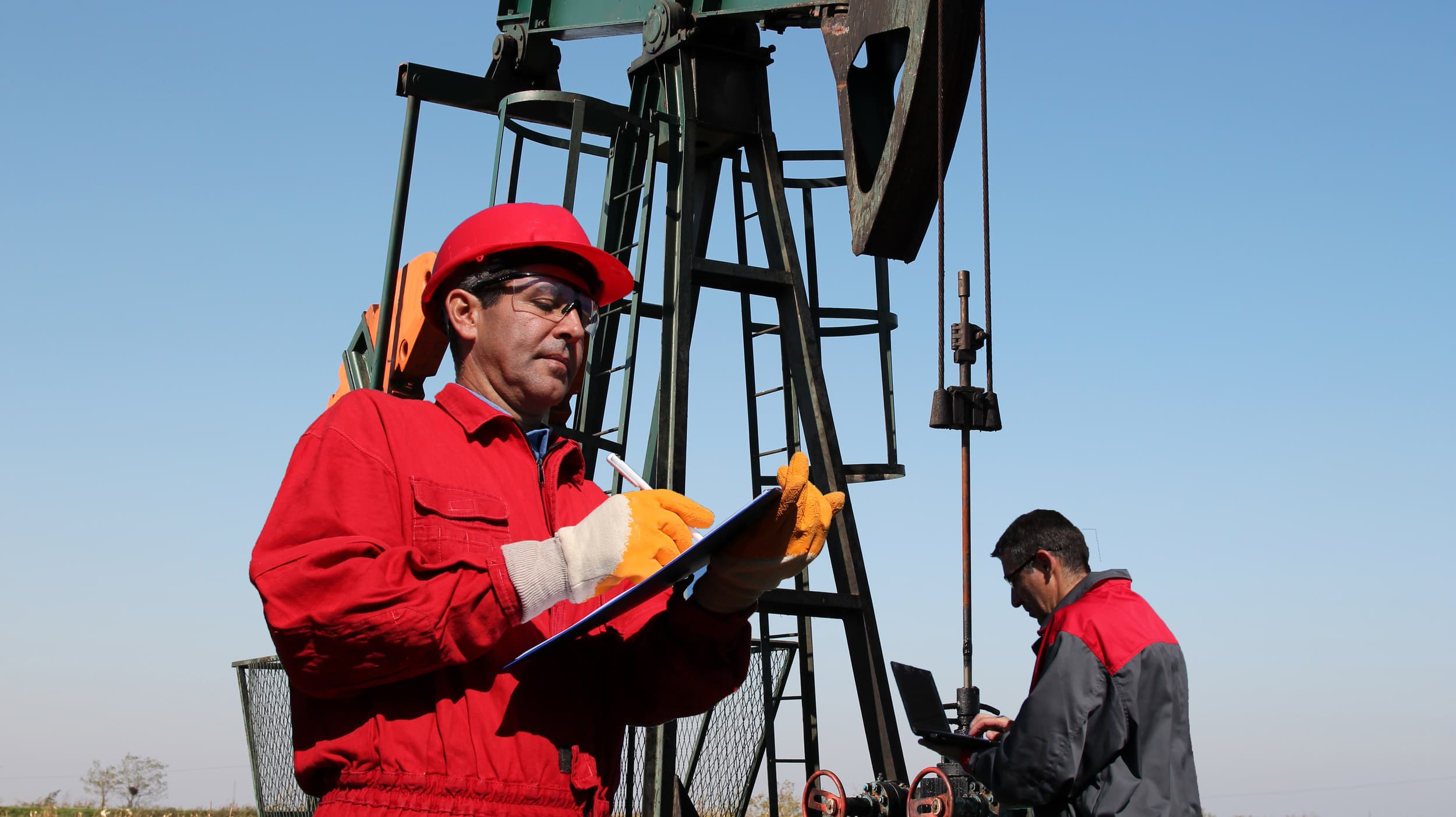 Compliance Training Online Oil & Gas Extraction Safety course