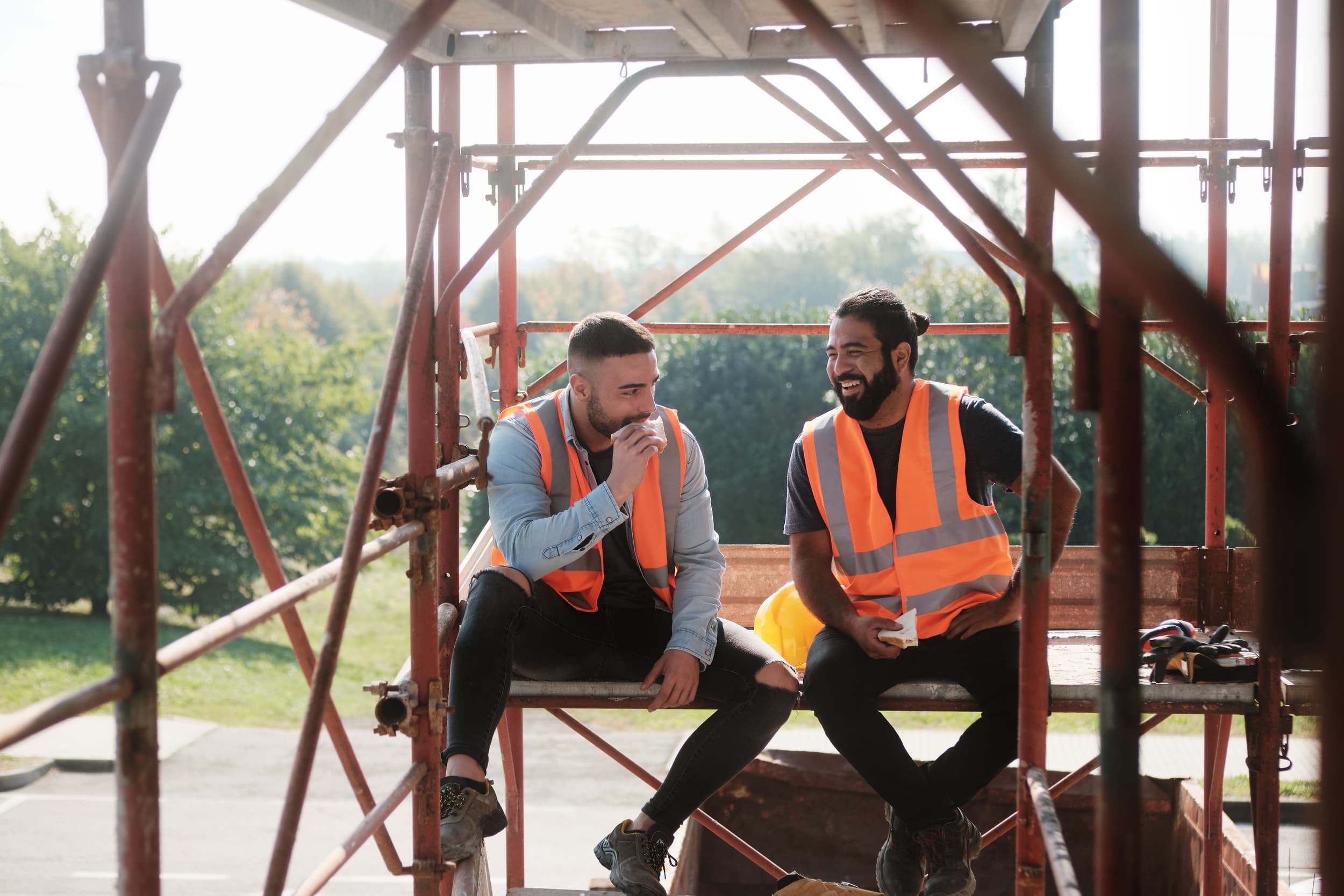 Compliance Training Online Construction Scaffolding Safety course