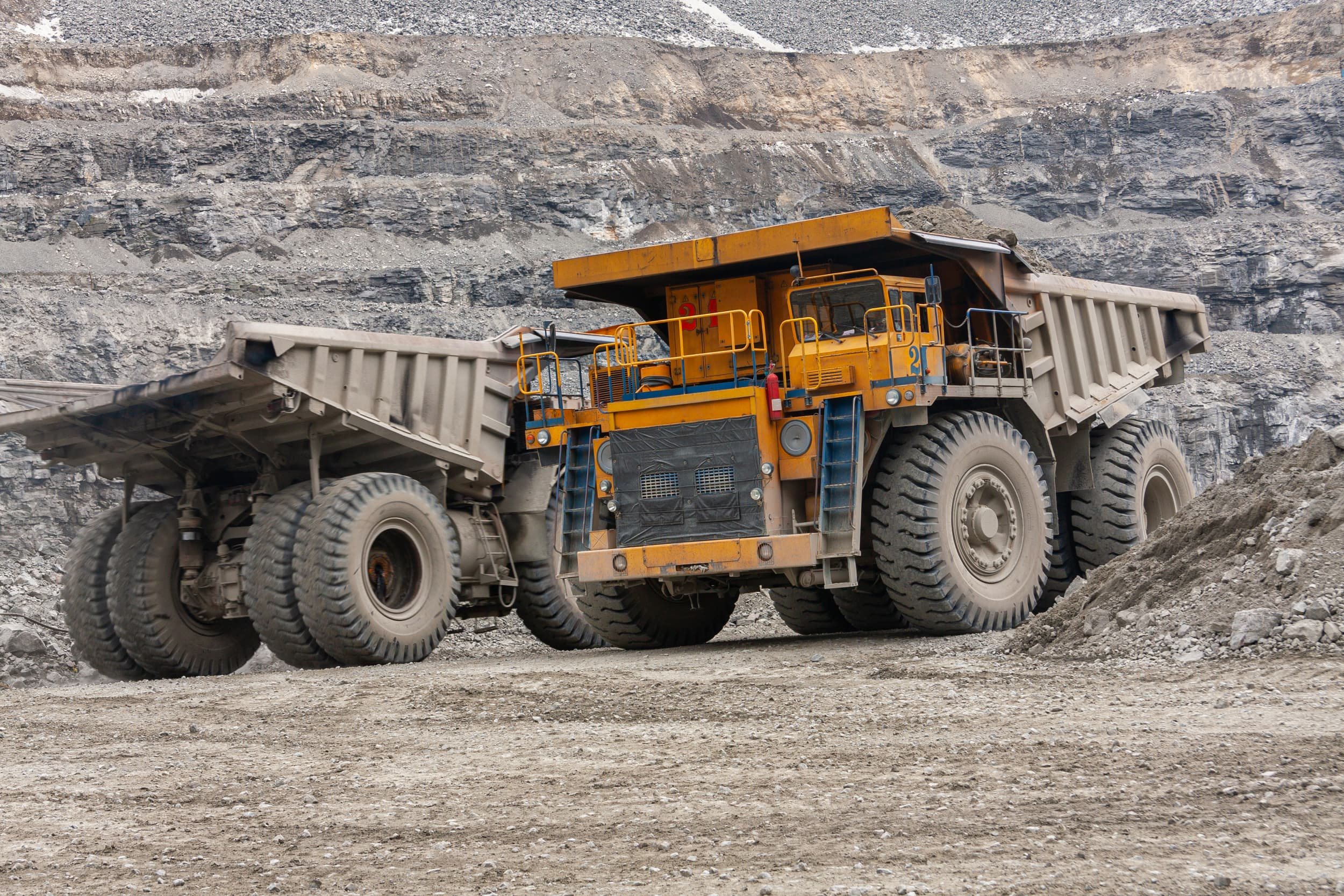 Compliance Training Online MSHA Surface Mining Powered Haulage Safety course