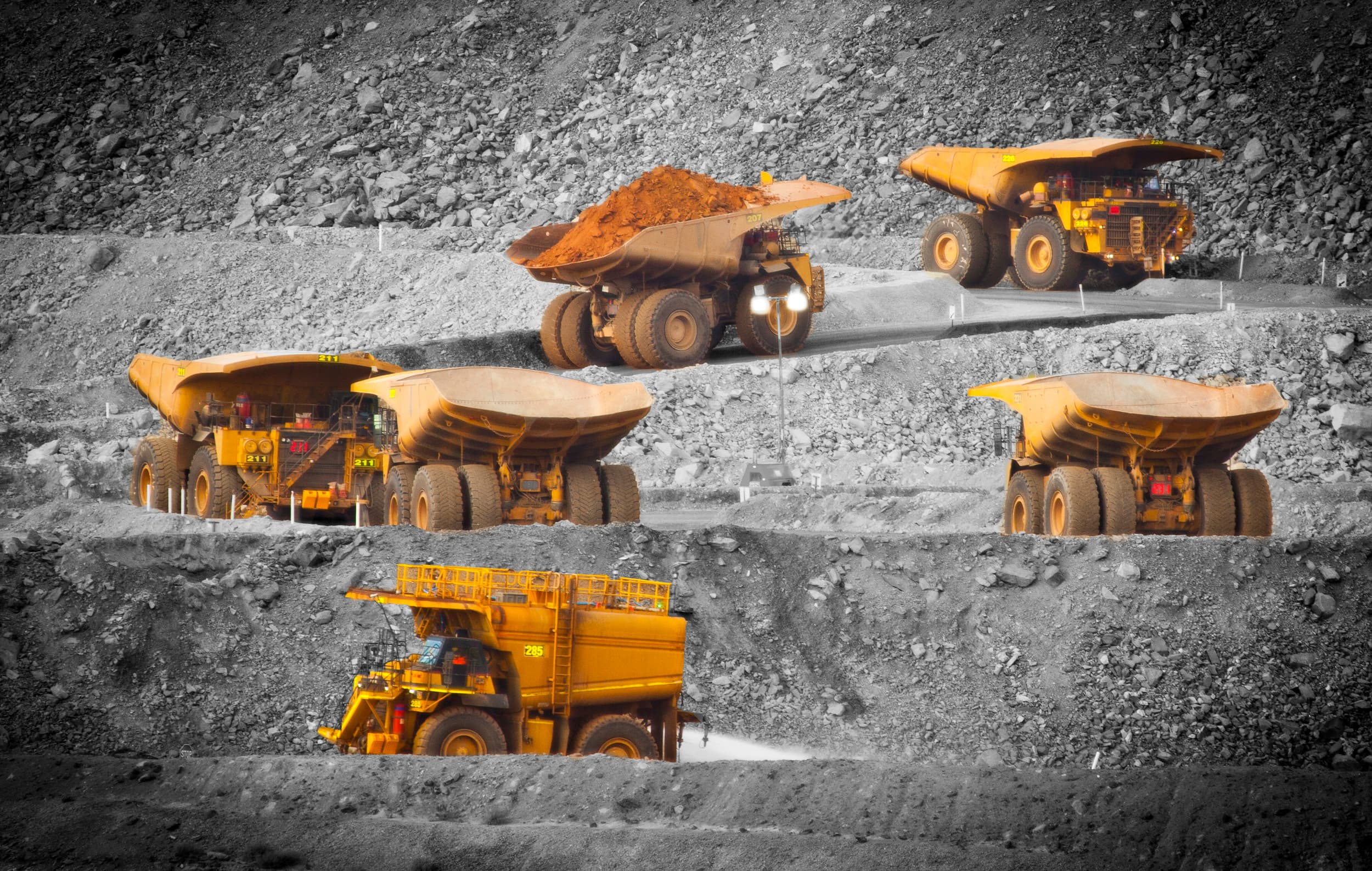 Compliance Training Online MSHA Surface Mining Traffic Safety course