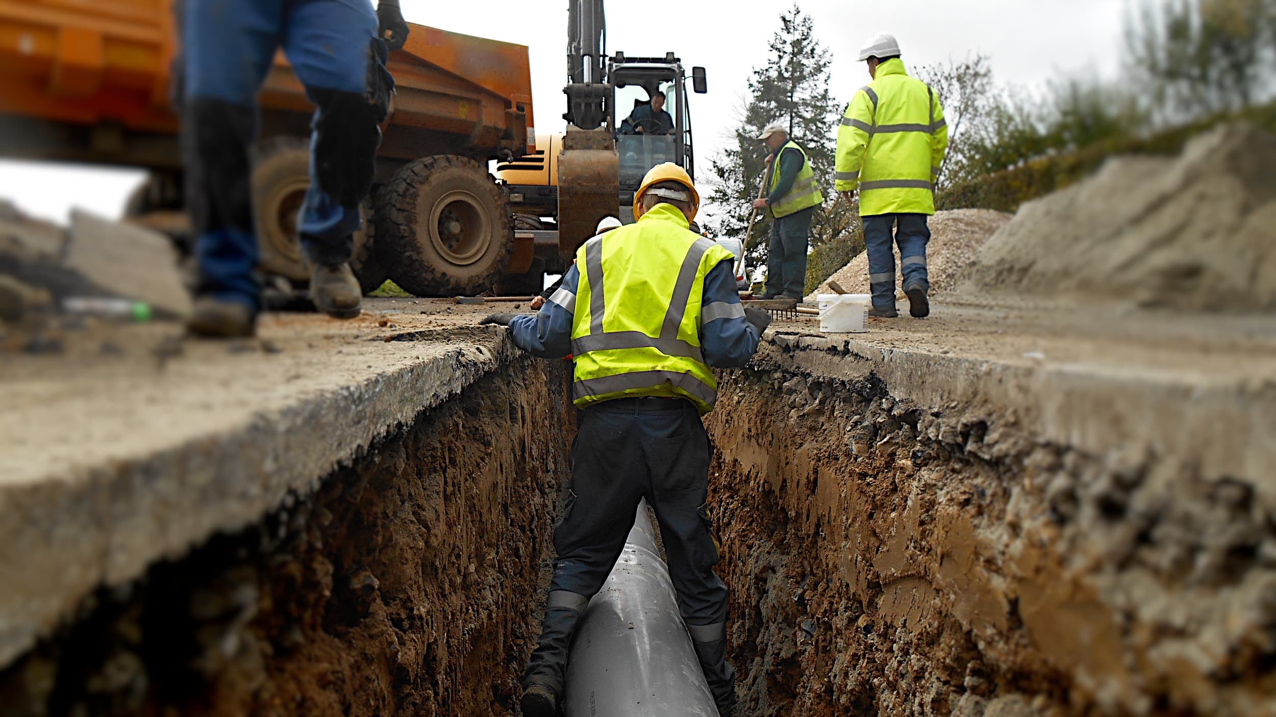 Compliance Training Online Trenching & Excavation Safety course
